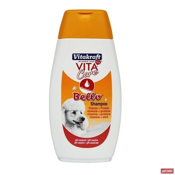 Vitakraft Bello Köpek Şampuanı 250ml