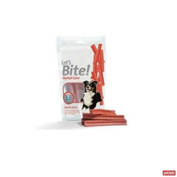 Brit Care Lets Bite Bacon Sticks Köpek Çiğneme Ödülü 105gr