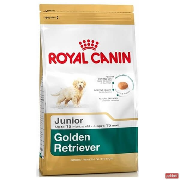 Royal Canin Golden Retriever Junior Yavru Köpek Maması 12kg