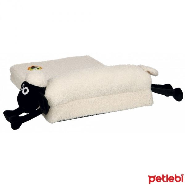 Trixie Shaun The Sheep Köpek Yatağı 60x40cm (Krem)