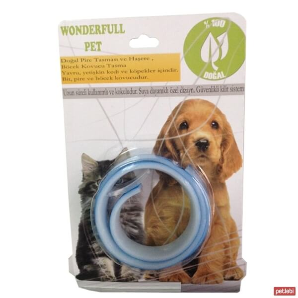Wonderfull Pet Pire Tasması 63cm (Mavi)