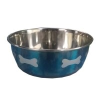 Cheeko Dog Bowl Mama Kabı 1900ml (Mavi)