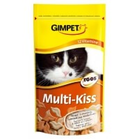 Gimpet Multi Kiss Kedi Ödül Tableti 40gr