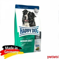 Happy Dog Fit & Well Medium Adult Orta Irk Yetişkin Köpek Maması 4kg