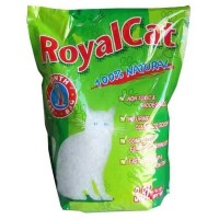 Royal Cat Natural Tozsuz Silika Kedi Kumu 3,8lt